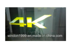 High Contrast Transparent Rear Projection Screen Film / Holographic Film pictures & photos