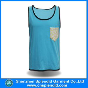 6a87b3d0384 China Wholesale Wrestling Singlet Mens 100 Cotton Gym Tank Top - China Gym  Tank Top