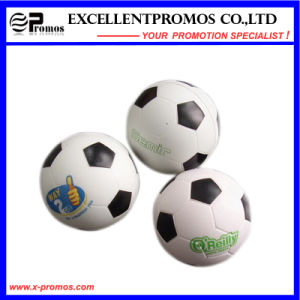 Promotional Customized High Quality Logo Printed PU Soccer Ball (EP-P58311) pictures & photos