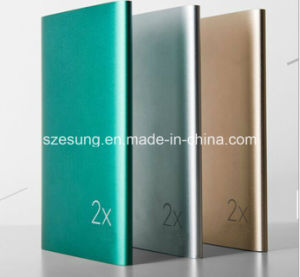 20000mAh Supper Slim Power Bank for All Phone or Tablet PC