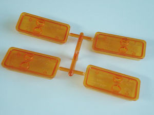 Plastic Injection Mould for Car Lamp Plastic Parts pictures & photos
