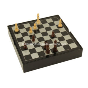 Lacquered Wood Multi Game Set pictures & photos
