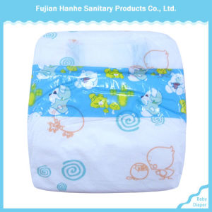 Baby Care Products Soft Disposable Sleepy Baby Diaper