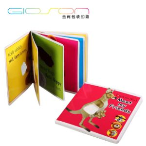 Educational Casebound Book/ Animal Printing Board Book pictures & photos