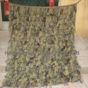 Desert Camouflage Net Sandy Military Camo Net for Hunting (HY-C015)