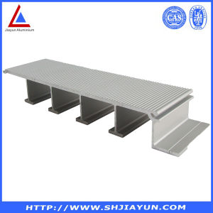 Aluminium T Profile with CNC Deep Processing pictures & photos