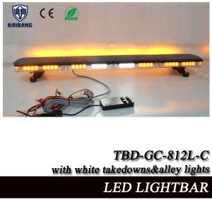 Strobe Emergency Warning Car Roof Top Lightbar 1watt/3watt (TBD-GC-812L-C) pictures & photos