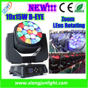 19X15W Beam Moving Head Big Bee Eye pictures & photos