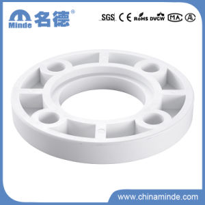 PPR White Fittings-Flange for Building Materials pictures & photos