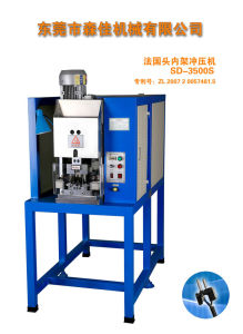 Semi-Auto Plug Crimping Machine