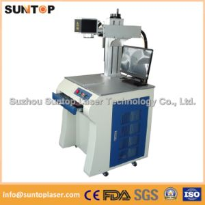 Aluminum Laser Marking Machine/Brass Laser Marking Machine pictures & photos