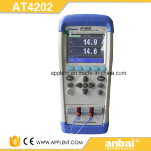 Handheld Multi-Channel Temperature Data Logger for Ovens (AT4204) pictures & photos