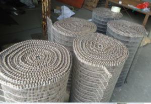 Pizza Wire Mesh Belt for Bakery Equipment pictures & photos