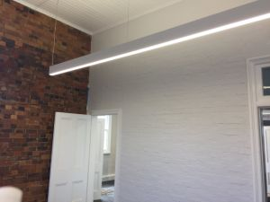 Suspended Ceiling Led Light Fixture