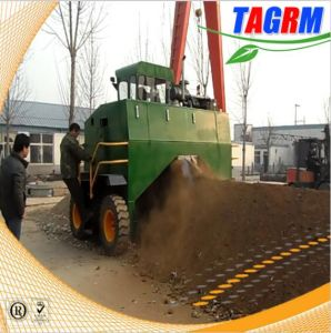 Organic Farming Machine M3200II /Waster Recycle Compost Mixer Machine