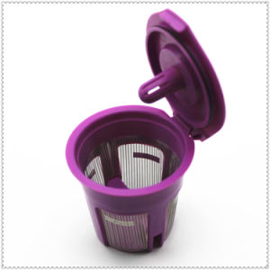 China Etching Product K Cup Reusable Coffee Filters Xk208 China K