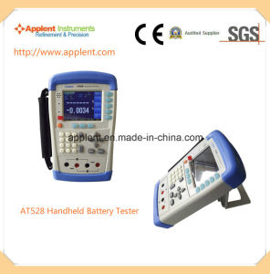Digital Battery Tester 0.01m Ohm - 2.2k Ohm 0.0001V - 50V (AT528) pictures & photos