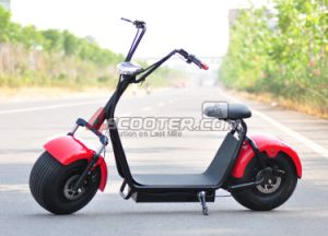 New Model Disc Brake Li Battery Type Two Wheel Electric Motorcycle for Adults pictures & photos
