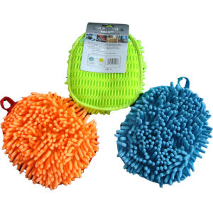 Super Mitt Microfiber Chenille Car Washing Cleaning Glove pictures & photos
