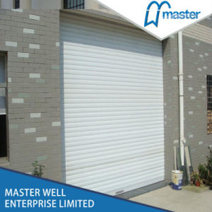 Comerical and Efficientsteel Rolling Doors pictures & photos