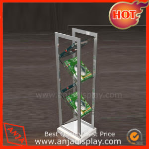 Metal Display Rack Megazine Display Stand pictures & photos