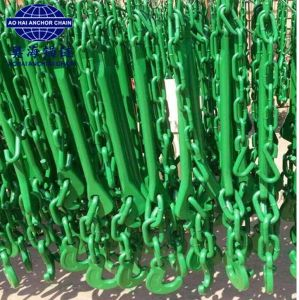 Best Price Alloy Steel G80 Cargo Lashing Chain pictures & photos