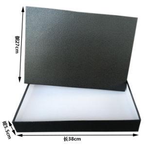 china custom design printed cardboard paper shoe box base and lid