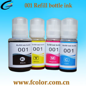 001 Refill Bottle Inks for Epson L4150 L4160 L6160 L6170 L6190 Printer