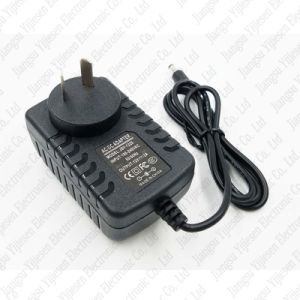 Au Plug 12V 2A 24W AC/DC Power Supply Adapter for LED Light Strips CCTV Camera