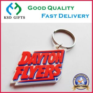 Custom Promotion Wholesale PVC Keychain pictures & photos