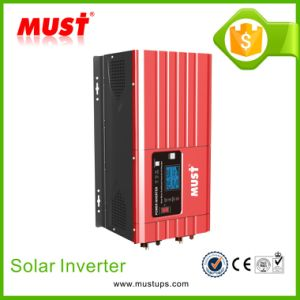 220V 12V Low Frequency Pure Sine Wave Solar Hybrid Inverter pictures & photos