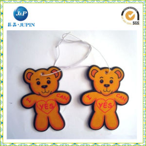 Custom Car Shaped Paper Air Freshener (JP-AR030) pictures & photos