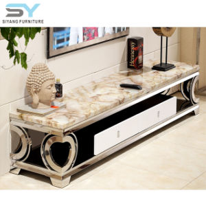 China Living Room Furniture High Gloss