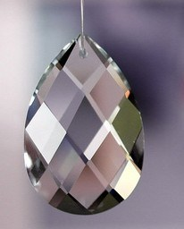 Swedish Cut Almond Crystal Lighting Accessories pictures & photos