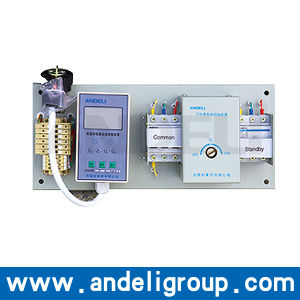 DC Automatic Transfer Switch (AQC45) pictures & photos