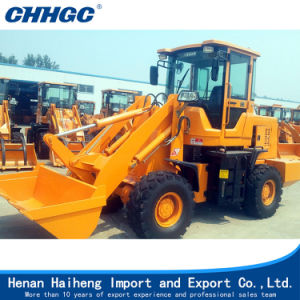 Hot Sale Automatic Gear 2t Wheel Loader with Telescopic Boom