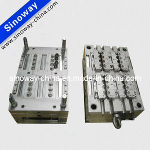 High Precision Plastic Injection Mold for Electronic Enclosures