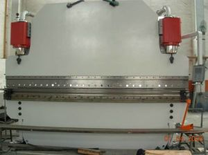 CNC Press Brake (Electro-hydraulic proportional synchronization)