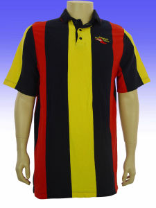 Colorful Men′s Polo Shirt pictures & photos