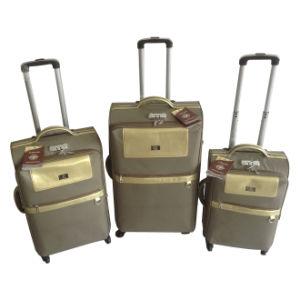 Fabric EVA Bags and Cases Luggage Set Jb-D015 pictures & photos