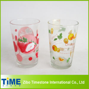 High Ball Printed Glass Tumblers (001) pictures & photos