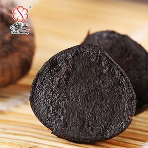 High Quality Single Clove Black Garlic Made of China 900g/Bag