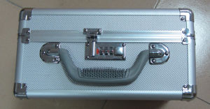Aluminum Catalog Briefcase Attache Computer Tool Gun Special Work Part