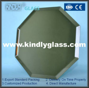 Octagon Bevel Edge Mirror with CE Certificate