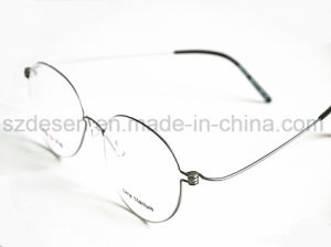 High Quality Comfortable Full Frame Titanium Spectacle Frames for Women pictures & photos