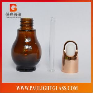 Special Design Amber Glass Bottle 10ml 20ml 30ml 50ml 100ml