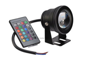 Fast Shipping Waterproof RGB LED Motorcycle Headlight pictures & photos