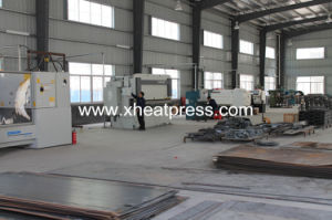 CE Manual Clamshell Heat Press Machine Heat Transfer Machine pictures & photos