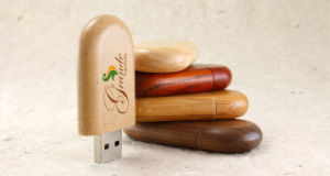 Promotional Wood USB Flash Disk, USB Flash Driver.