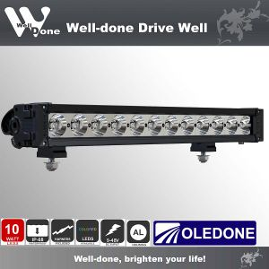 "IP68 Oledone 21"" 120W CREE LED Light Bar Wd-12V10"